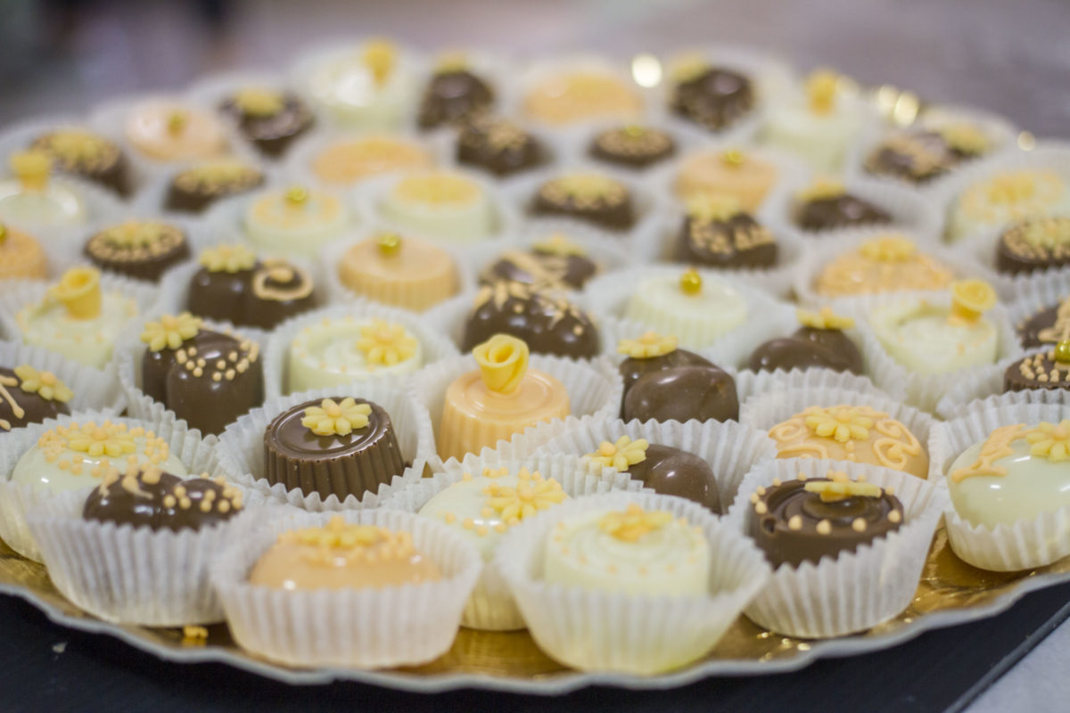 cioccolatini pintaos Cardenia